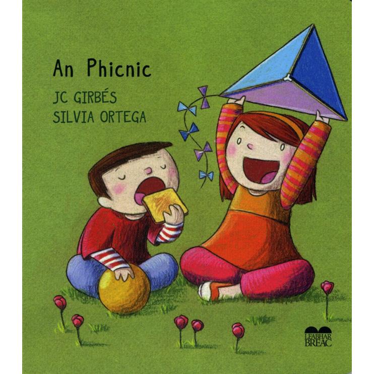 Caitlín agus Cormac: An Phicnic